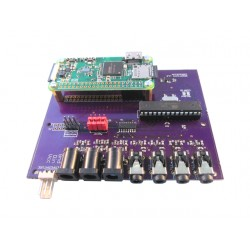 pi ZERO - RPIZCT4V3T1  - 4 CT - 3 Voltage 1 Temperature -