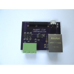 MODWRT2 - Base Board