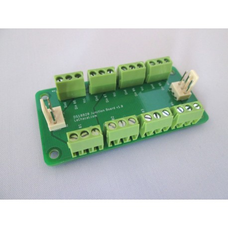 DS18B20 Junction Board